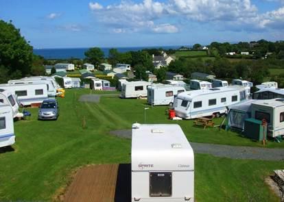 Bodafon Caravan Park Anglesey