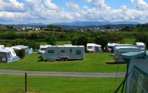 Seasonal Touring Pitches, Anglesey