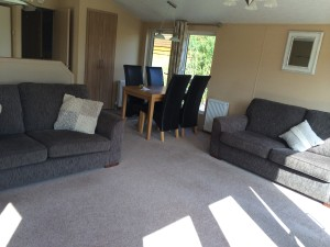 Luxury lodge for sale, Anglesey