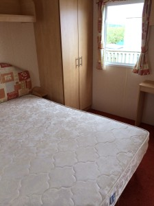 Static caravan to rent, Anglesey