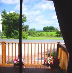 Lodge to rent, Anglesey
