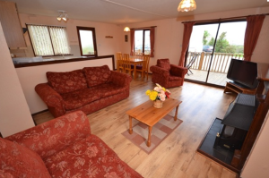 Luxury Lodge to Rent, Anglesey