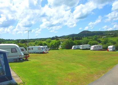 Camping & Caravan Park, Anglesey