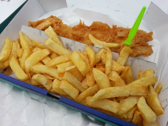 Best Fish and Chips Anglesey